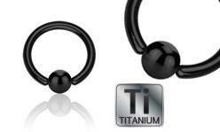 Black Titanium BCR