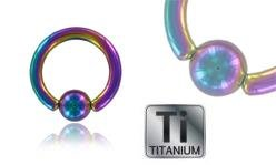 Color Titanium BCR