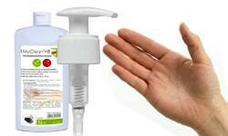 Haut- und Handdesinfektion