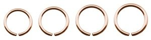 Rosegold Steel - O-Ring