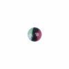 Acryl - Schraubkugel - dreifarbig bunt - 10er Pack