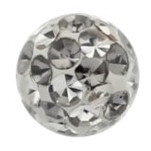 Steel - Screw ball - Bicolor Epoxy - 180° thread - CC/BD