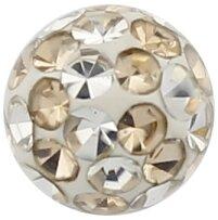 Steel - Screw ball - Bicolor Epoxy - 180° thread - CC/LH