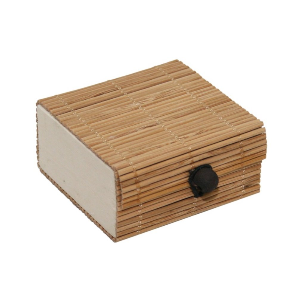 schmuckbox bambus braun. Black Bedroom Furniture Sets. Home Design Ideas