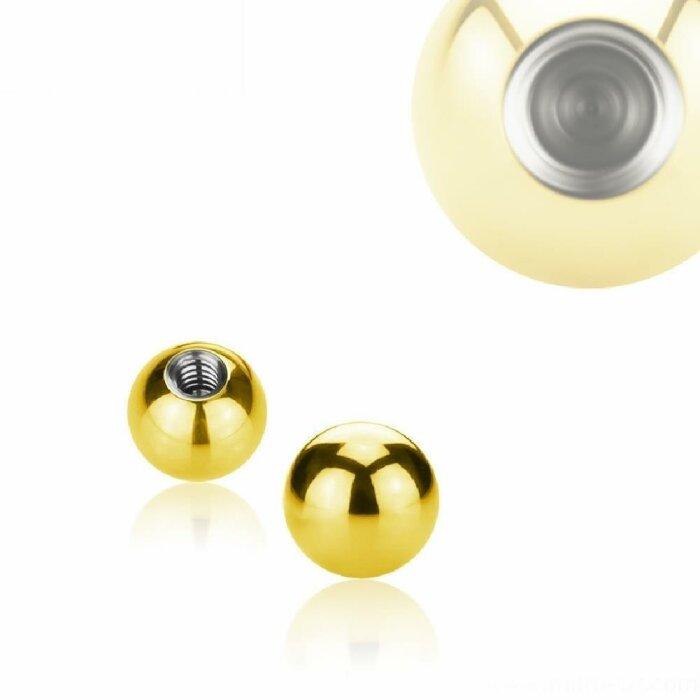 Gold Steel - Schraubkugel