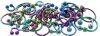 Color Titan - CBR Hufeisen - blau