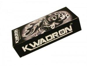 9er Round Shader - 0.35 mm - Medium Taper - Kwadron
