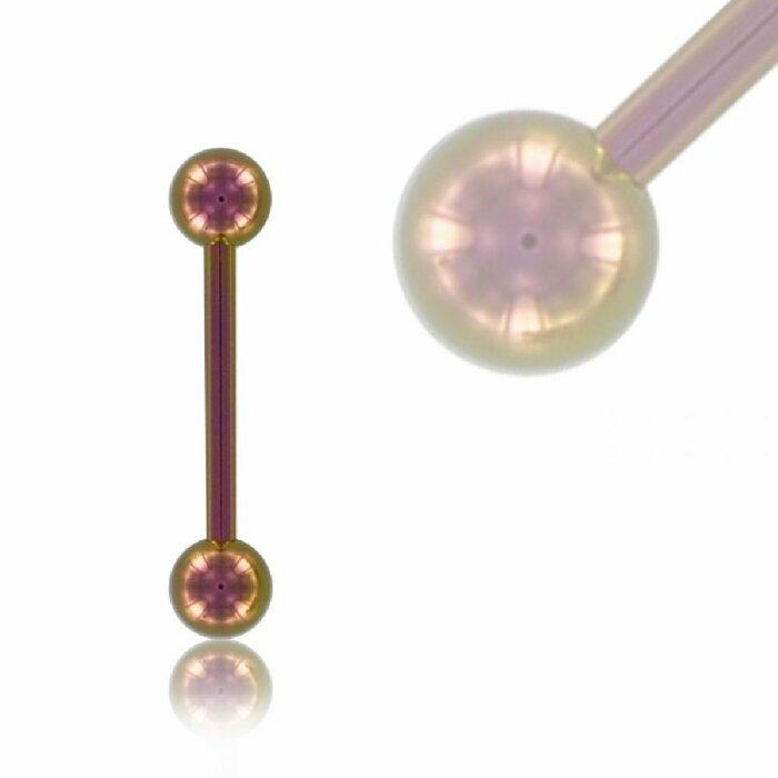 Color Titan - Barbell - rosa