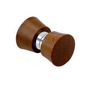 Fake Plug - Organic - Braun - Magnetisch