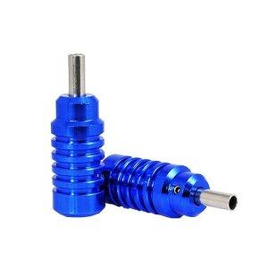 Grip - Aluminium - 25mm - Blue