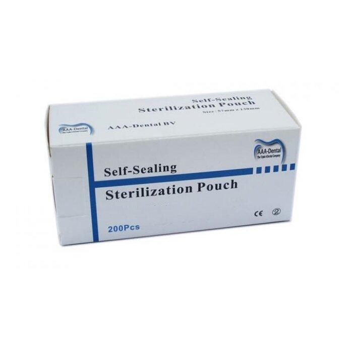 Sterilization Pouch - self-sealing - 200pcs