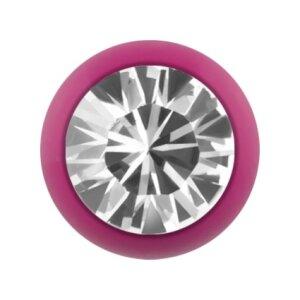 Stahl - Schraubkugel - Pink - Kristall - SWAROVSKI...