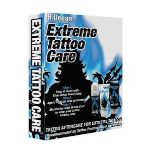 H2Ocean Extreme Tattoo Pflegeset
