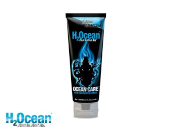 H2Ocean Tattoo Care Creme