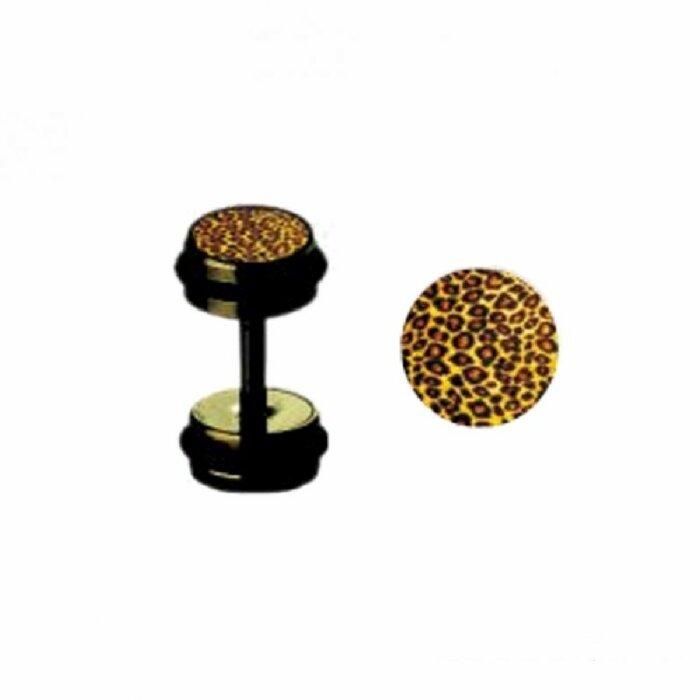 Black Steel - Fake Plug - Geopard