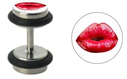 Stahl - Fake Plug - Lippen