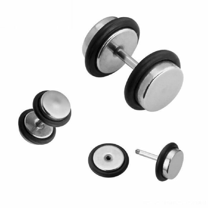 Stahl - Fake Plug - Gummi