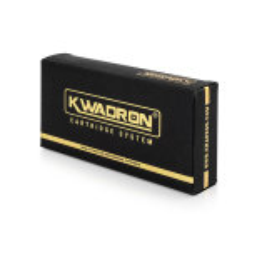 Kwadron Cartridge - Round Liner - 20 Stück
