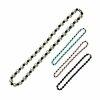 Perlenkette - Magnetverschluss - zweifarbig