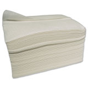 Disposable napkins - white