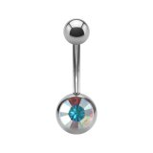 Steel - Banana - crystal - SWAROVSKI - Supernova Concept