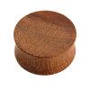 Holz - Plug - Hellbraun - Granadillo Wood