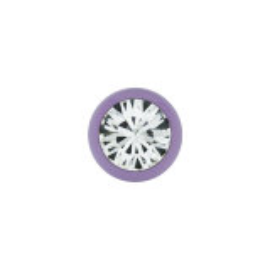 Stahl - Schraubkugel - Pastell Lila - Kristall - SWAROVSKI - Supernova Concept