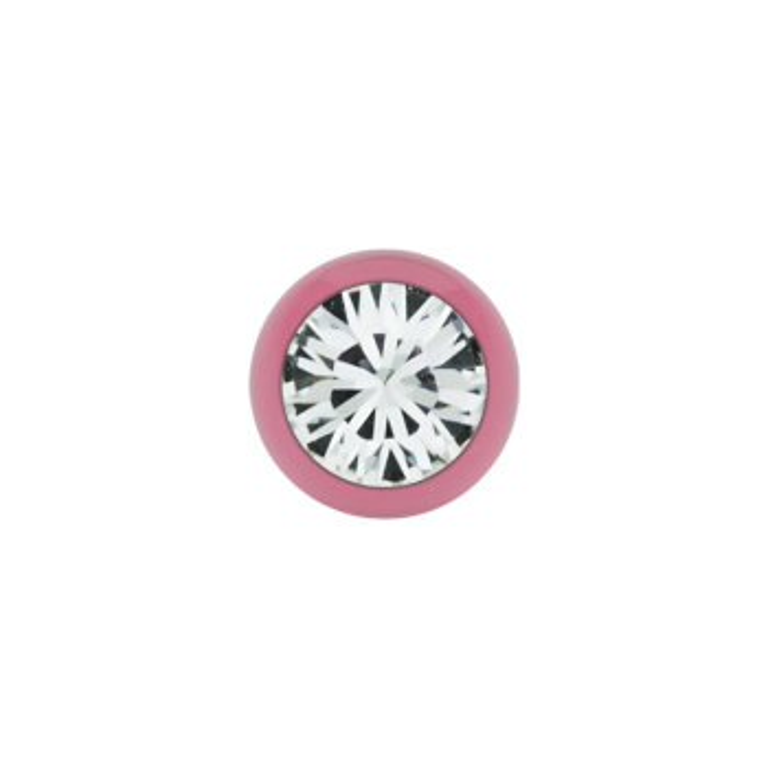 Stahl - Schraubkugel - Rosé - Kristall - SWAROVSKI - Supernova Concept