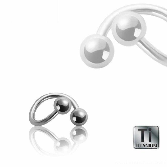 Ti-Gloss Titan - Spirale
