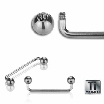 Titan - Surface Barbell - 90°