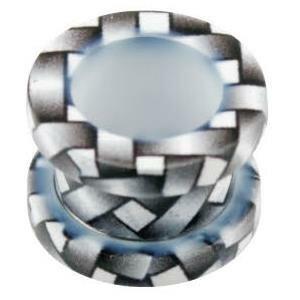 Stahl - Transfer Tunnel - Supernova Concept - Muster - grau