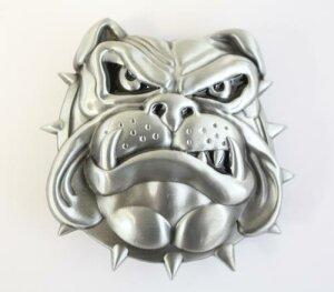 Gürtelschnalle - Bulldogge - England Buckle