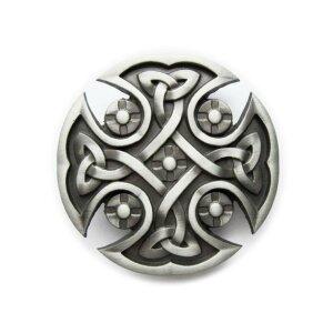 Belt buckle - Celtic cross