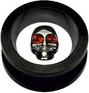 Black Steel - Tunnel - Skull