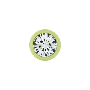 Stahl - Schraubkugel - gelb - Kristall - SWAROVSKI - Supernova Concept