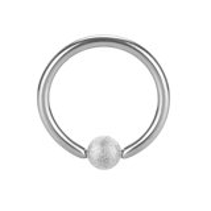 Stahl - BCR Klemmring - Diamantoptik