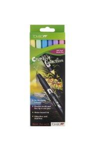 Haut Marker Pastel Farben Set 6er - Tombow