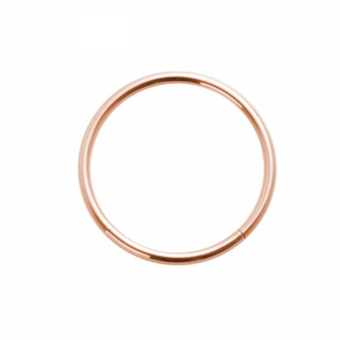 Rosegold Steel - Segmentring