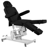 Tattoo Lounger Armchair Electric - adjustable - Black