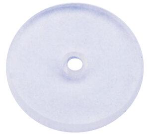Anti Wildfleisch Piercing-Disc transparent