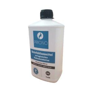 Priono - Flächendesinfektionsmittel - 1 Liter
