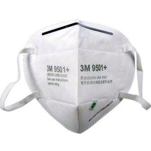 3M Masken - Modell 9501 Plus KN95
