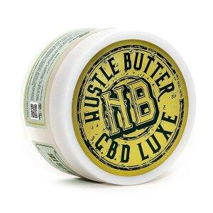 Hustle Butter CBD Organic Luxe - 5oz