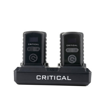 Critical - Bundle 2 Universal Batteries & Battery Dock