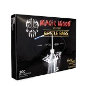 Bottle Bags Black - 200 Stück - Magic Moon